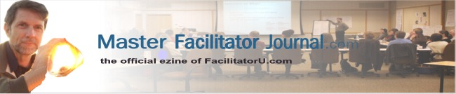 Master Facilitator Journal